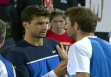 Piccola scaramuccia tra Fish e Dimitrov all'Hopman Cup. Interviene l'arbitro per dividerli (VIDEO)