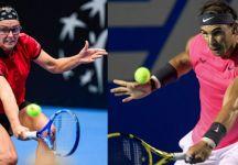 """Kirsten Flipkens e l'aneddoto su Rafael Nadal: """"Da giovani siamo stati fidanzati"""""""