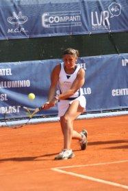 Anna Floris testa di serie n.2 a Monteroni