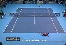 Video del Giorno: Spettacolare punto di Fabio Fognini nel match contro Almagro a Valencia