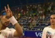 Video del Giorno: L'incontro di Fabio Fognini contro Dolgopolov (comprese le proteste di Fabio ed il gesto a fine partita)