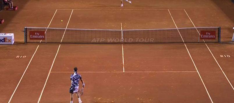 Fabio Fognini classe 1987, n.45 ATP