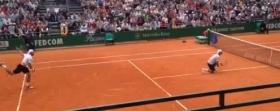 Fabio Fognini e Simone Bolelli in finale in doppio a Monte Carlo