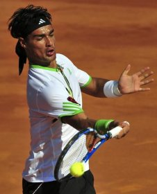 Fabio Fognini classe 1987, best ranking n.52 ATP