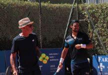 """Fabio Fognini ringrazia Corrado Barazzutti: """"Per me è stato più di un coach, più di un capitano di Coppa Davis. Corrado è stato per me una guida"""""""