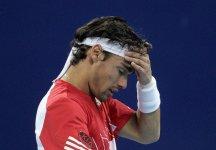 ATP Vienna: Fabio Fognini fermato in tre set da Xavier Malisse
