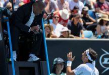"""Australian Open, Fognini attacca Bernardes: """"Fai pena, non sei all'altezza"""""""