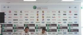 Fabio Fognini e Simone Bolelli