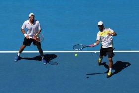 Fabio Fognini e Simone Bolelli si sono ben comportati in doppio all'Australian Open