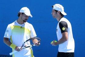 Fabio Fognini e Simone Bolelli ai quarti di finale nel doppio all'Australian Open