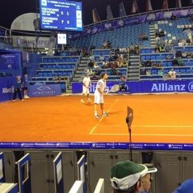 Fabio Fognini e Marco Cecchinato vittoriosi nel doppio