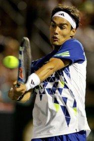 Fabio Fognini classe 1987, n.39 della classifica ATP.