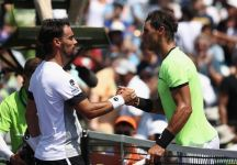 """Da Miami: Parlano Fognini e Nadal. Dichiara Fognini """"Vedremo cosa mi dirà il dottore, se va bene continuare a competere o meno. Se sì, sono pronto per giocare la Coppa Davis. Mi diverto sempre a giocare per il mio Paese."""" (compreso il video della partita)"""