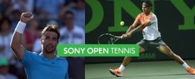 Fabio Fognini sfiderà nella prossima notte Rafael Nadal