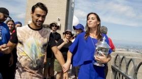 E' Ufficiale: Flavia Pennetta e Fabio Fognini si sposeranno il prossimo 11 Giugno