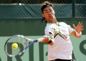 Fabio Fognini classe 1987, best ranking n.47 ATP
