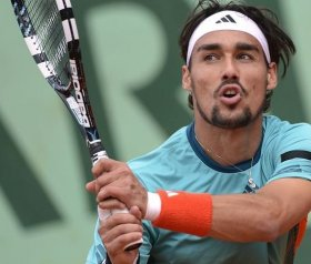 Fabio Fognini classe 1987, n.45 del mondo