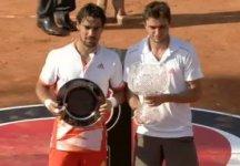 Video del Giorno: La prima finale ATP disputata in carriera da Fabio Fognini (Compresa la premiazione e le dichiarazioni a fine partita di Fabio)