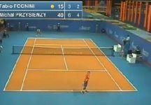 Video del Giorno: Le proteste ed il ritiro di Fabio Fognini nel torneo di San Pietroburgo