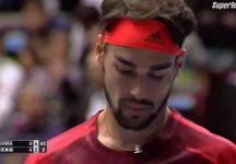 ATP Vienna: Fabio Fognini si ferma ai quarti di finale