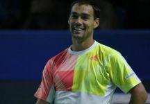 Fognini eliminato al primo turno dell'Atp 500 di Vienna. Vince lo spagnolo Ramos-Vinolas con un duplice 6-2