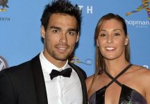 """Fabio Fognini parla della gravidanza di Flavia: """"Dispiace molto che ci abbiano preceduto"""". Intanto continua a allenarsi a Miami"""