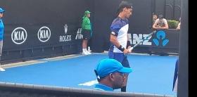 Fabio Fognini, 29 anni, Nr. 48 del ranking