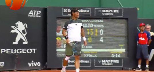 Fabio Fognini classe 1987, n.42 ATP