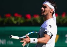 Fognini saluta Indian Wells dopo la sconfitta in due set contro Pablo Cuevas (Video)