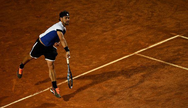 Fabio Fognini classe 1987, n.29 ATP