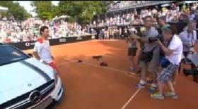 Primo titolo in carriera nel circuito ATP per il nostro Fabio Fognini