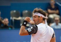 ATP Gstaad: Fabio Fognini batte in rimonta Roberto Bautista Agut ed è in finale. Domani sarà alla caccia del quinto titolo in carriera