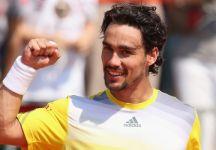 ATP Amburgo: Eroico Fabio Fognini. L'azzurro annulla tre match point a Federico Delbonis e conquista il secondo torneo in una settimana. Da domani sarà al n.19 del mondo