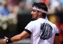 Ranking ATP Live: +2 per Fabio Fognini