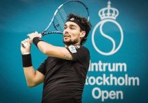 Video del Giorno: Fabio Fognini annulla due match point a Sock. Seppi perde al fotofinish a Mosca