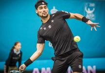 Fabio Fognini annulla due match point e supera Sock in tre set. E' in semifinale nell'Atp 250 di Stoccolma