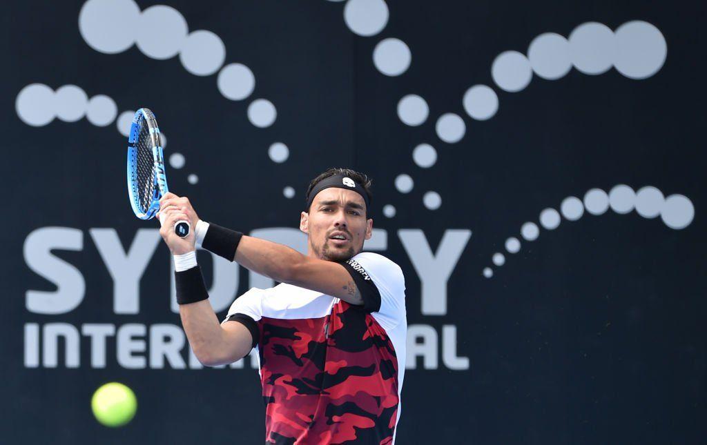Fabio Fognini classe 1987, n.27 ATP
