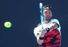 Fabio Fognini brilla all'esordio negli Australian Open. Sconfitto Zeballos in tre set e sfida contro Dosnkoy al secondo turno