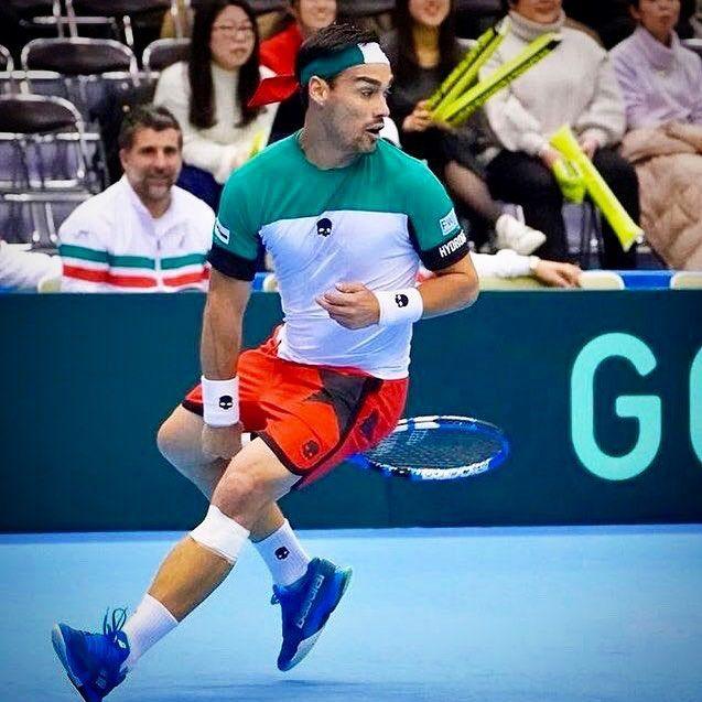 Fabio Fognini classe 1987, n.22 ATP