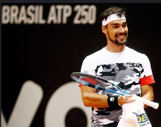 Fabio Fognini classe 1987, n.20 ATP