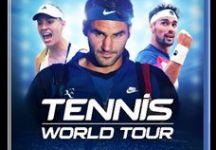 Tennis World Tour svela la data d'uscita e il Pack Ufficiale Italiano. C'è anche Fabio Fognini