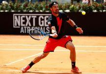 ATP Ginevra: Fabio Fognini stoppato in semifinale