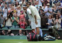 Fabio Fognini e l'aiuto di Roger Federe per Wimbledon