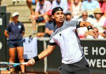 Bastad: Fabio Fognini supera Richard Gasquet in tre set, con un tennis più aggressivo e continuo. E' il settimo titolo in carriera per l'azzurro (di M. Mazzoni)