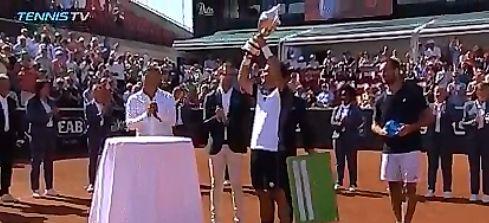 Fabio Fognini classe 1987, n.15 ATP