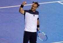 ATP Los Cabos: Fabio Fognini centra la finale. Ora la sfida con Del Potro (Video)