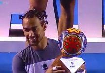 ATP Los Cabos: Fabio Fognini perfetto! Batte Juan Martin Del Potro e vince il torneo messicano (Video)