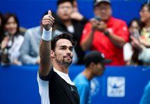 ATP Chengdu: Fabio Fognini vola in finale