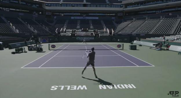 Indian Wells, vince al debutto il doppio Fognini-Djokovic
