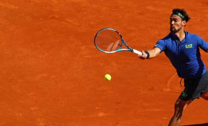 Fabio Fognini classe 1987, n.18 ATP